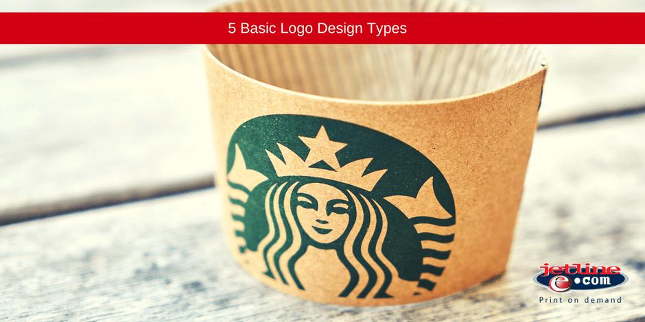 5 Basic logo types