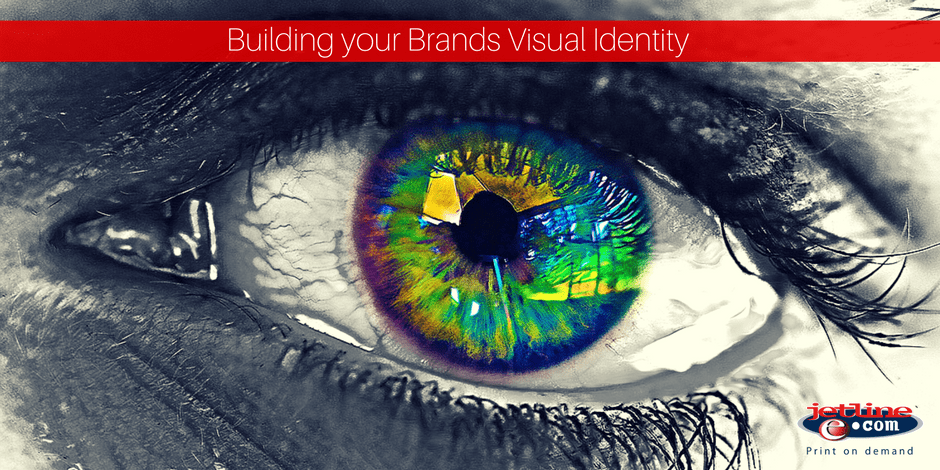 Building your brands visual identity