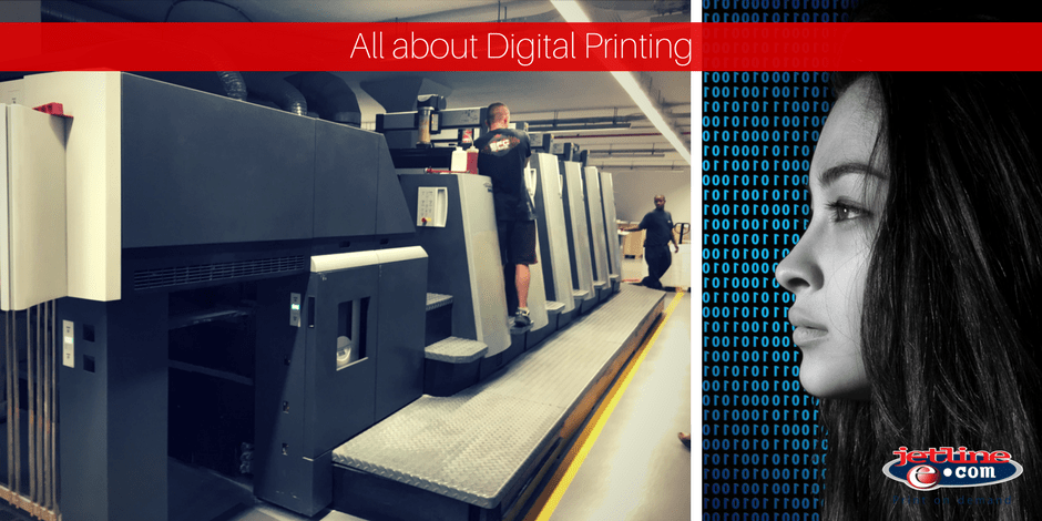 All about digital printing