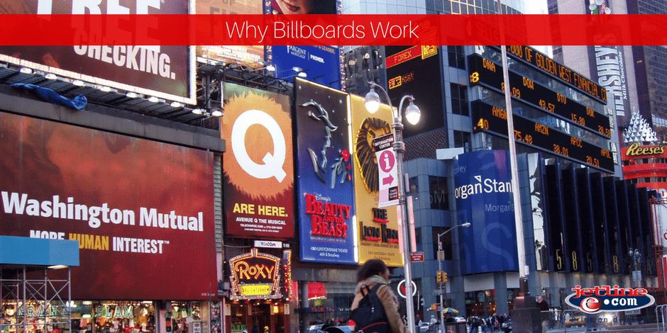Why billboard work
