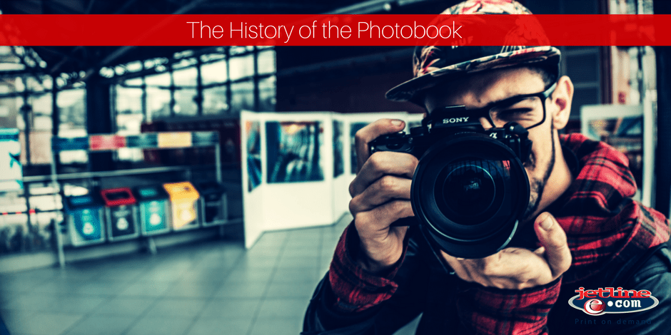 The history of the photobook