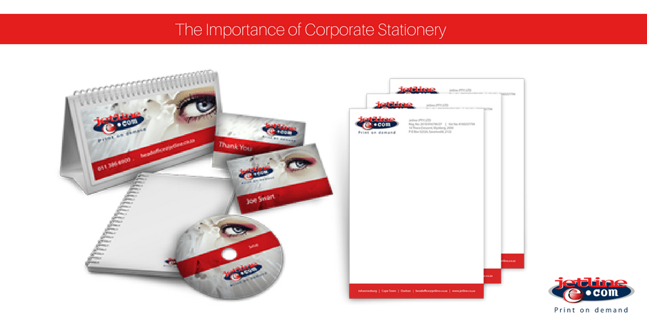 The importance of corporate stationery