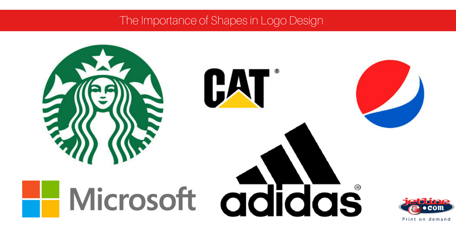 The importance of shapes in logo design