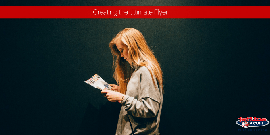 Creating the ultimate flyer