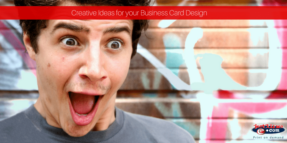 Creative ideas for your business cards design
