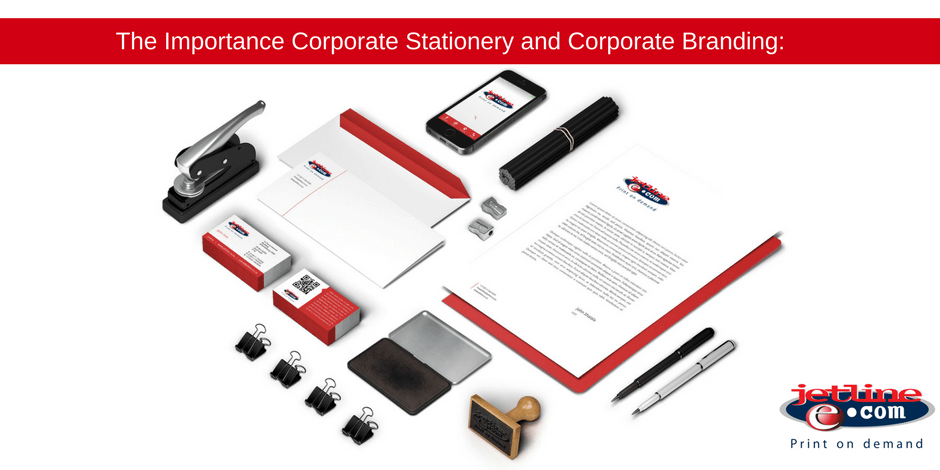 The importance corporate stationery