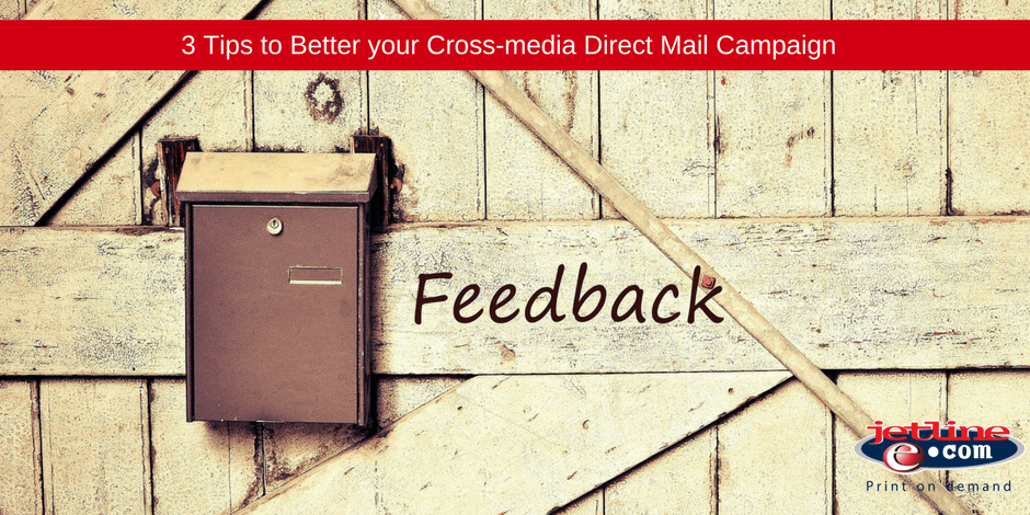 Tips to better your cross-media direct mail