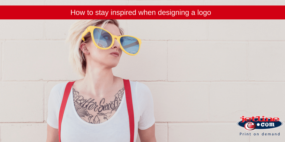 How to stay inspired when designing logo