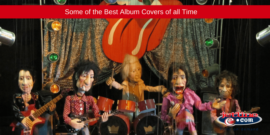 Some of the best album covers