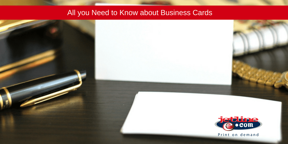 All you need to know about business cards