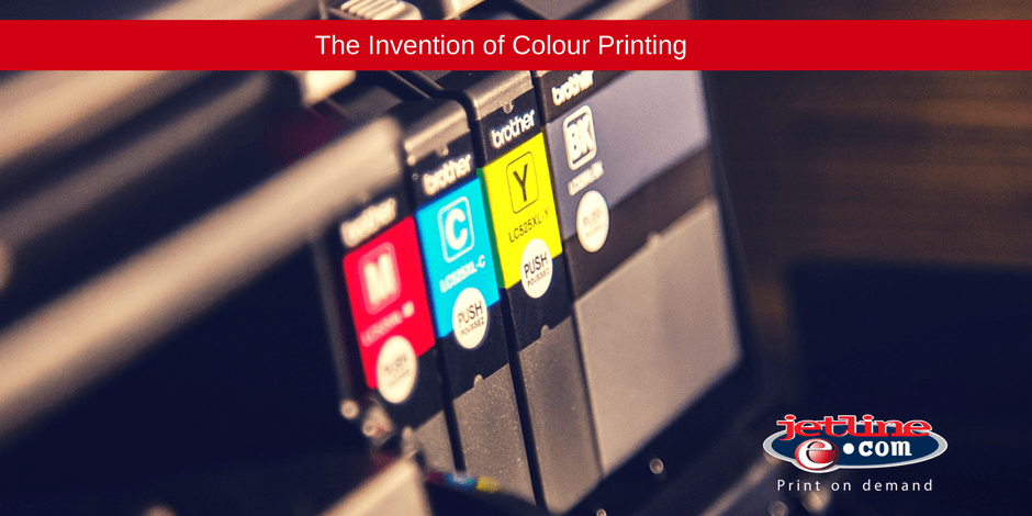 The invention of colour printing