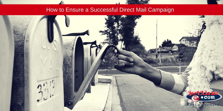 How to ensure a successful direct mail
