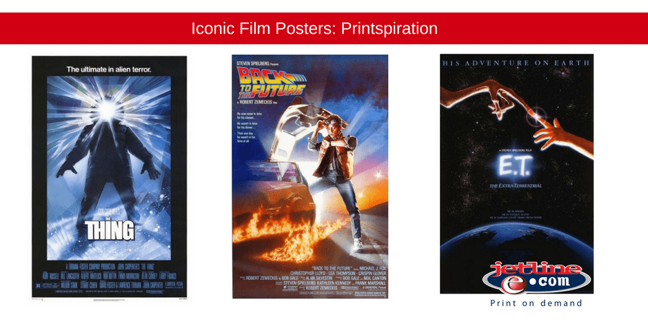 Iconic film posters