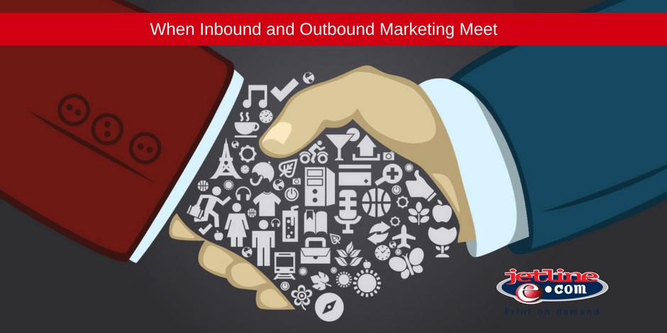 When inbound and outbound marketing meet