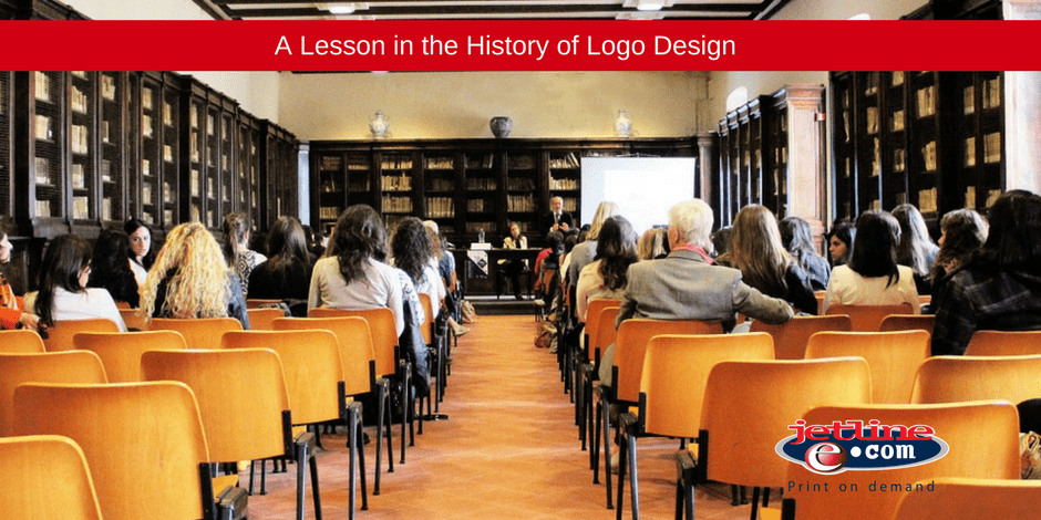 A lesson in the history of logo design
