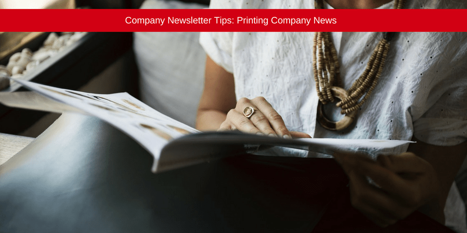 Company Newsletter tips