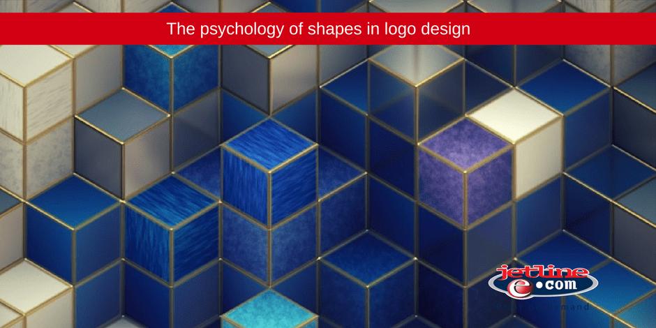 The psychology of shapes in logo design