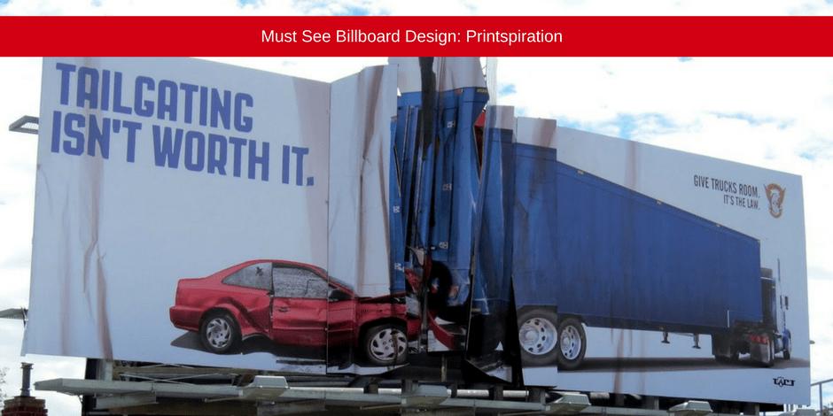 Must See Billboard design