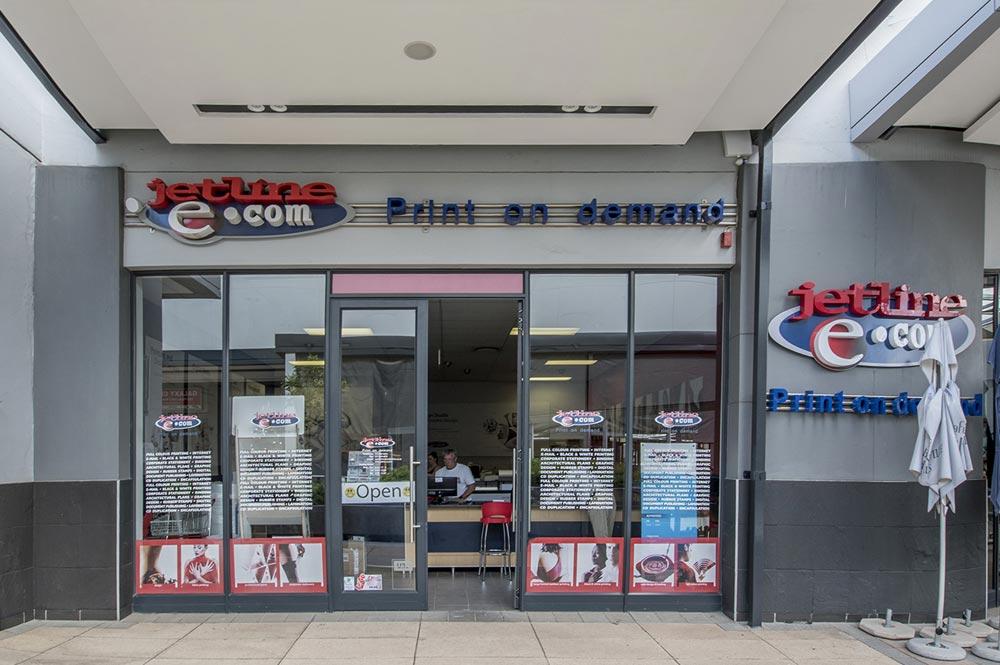 Modderfontein store
