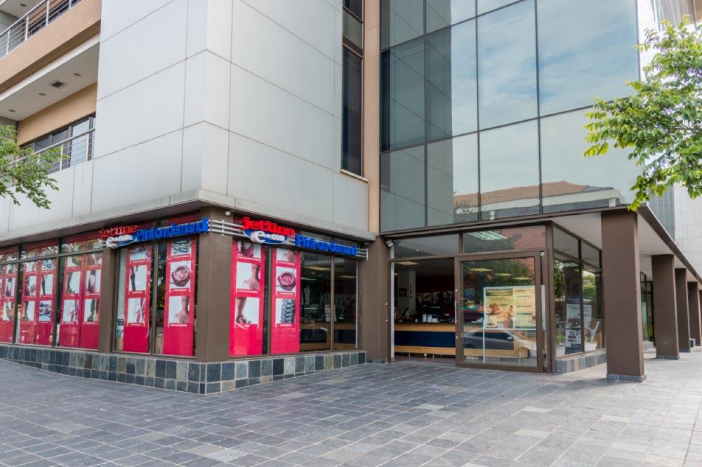 Parktown store