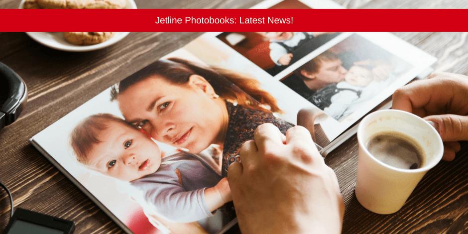 Jetline Photobooks: Latest News