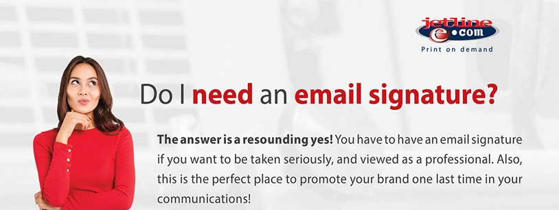 Top Email Signature InfoGraphic