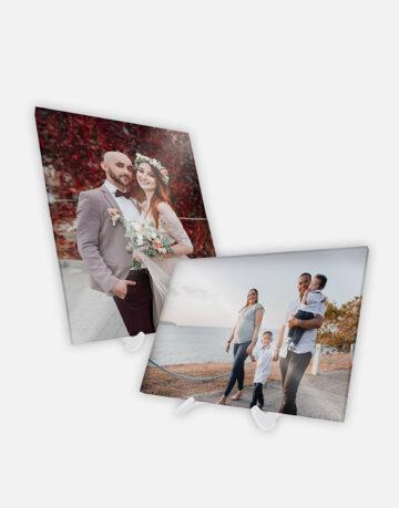 Perspex Photo Block