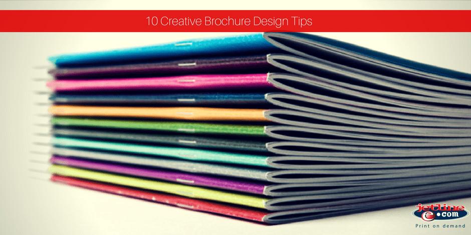 Creative Brochure Design Tips